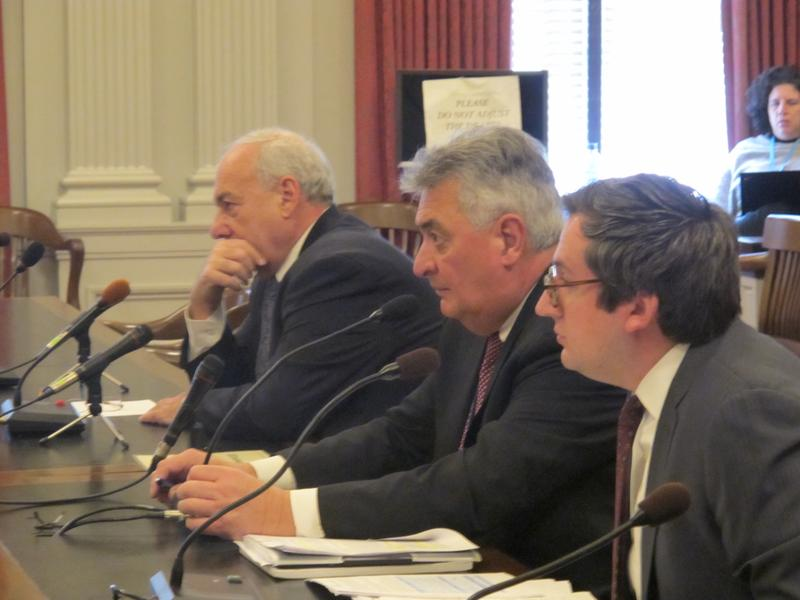 New Jersey Transit officials testify at legislative hearing