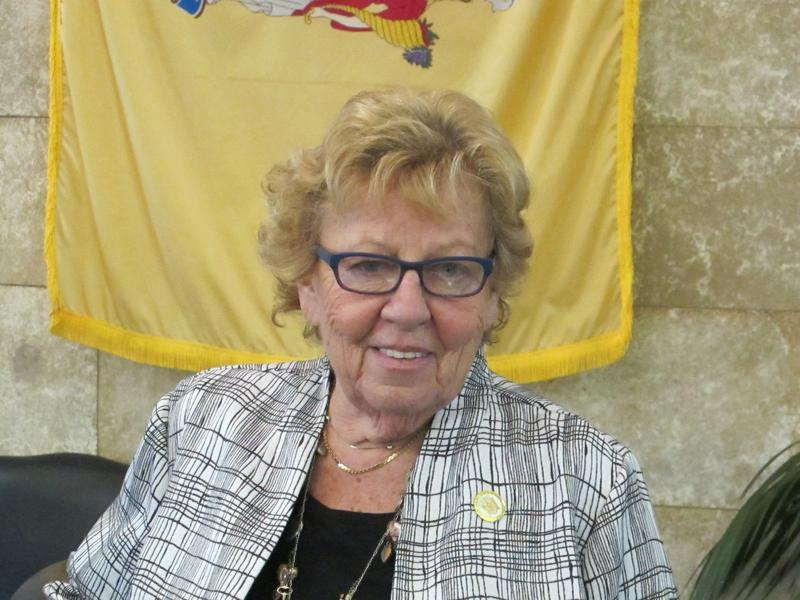 Senate Majority Leader Loretta Weinberg