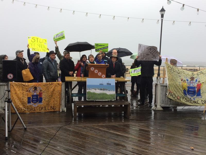 Environmental group leaders voice opposition to the plan