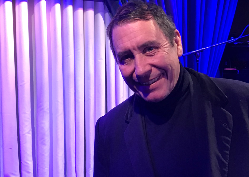 Jools Holland in a session for WBGO from the Blue Note
