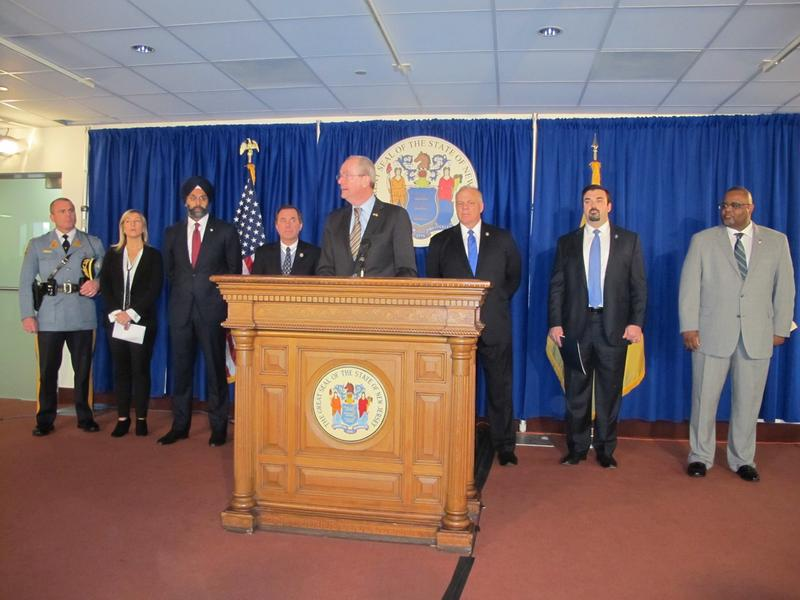 Murphy administration officials announce safety measures.