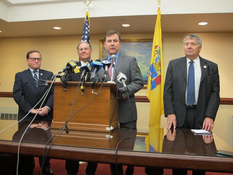 Republican leaders say the focus should be on reducing property taxes.