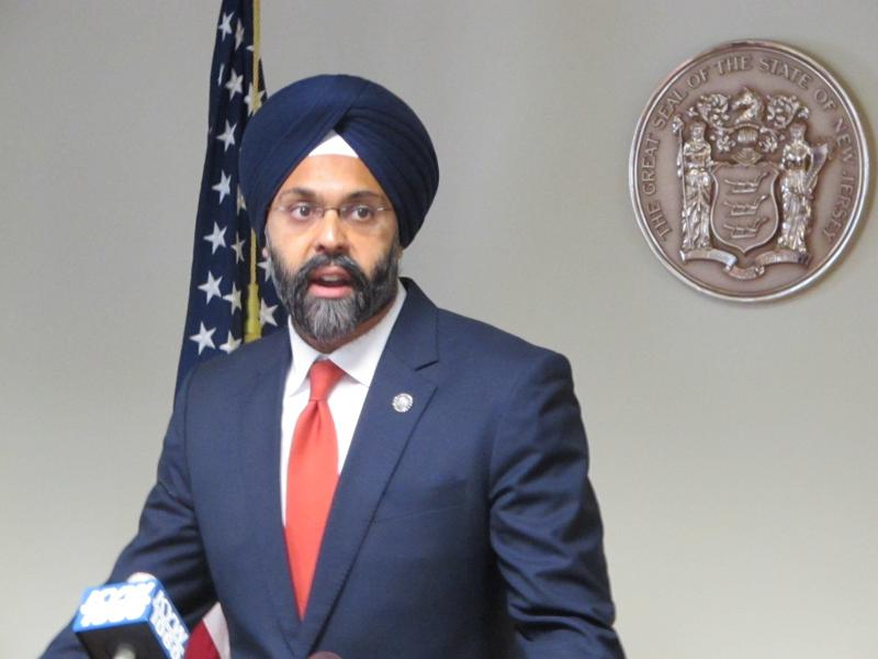 New Jersey Attorney General Gurbir Grewal
