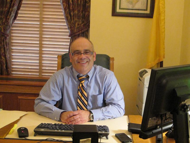 Assemblyman Reed Gusciora