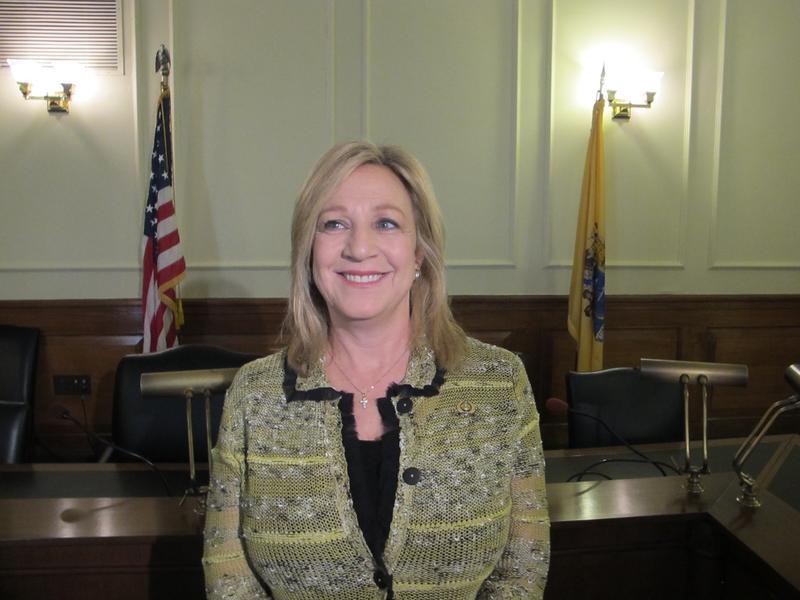 Assemblywoman Valerie Huttle