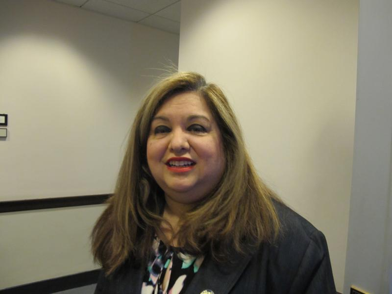 Assemblywoman Annette Quijano
