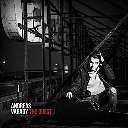 Andreas Varady CD Cover