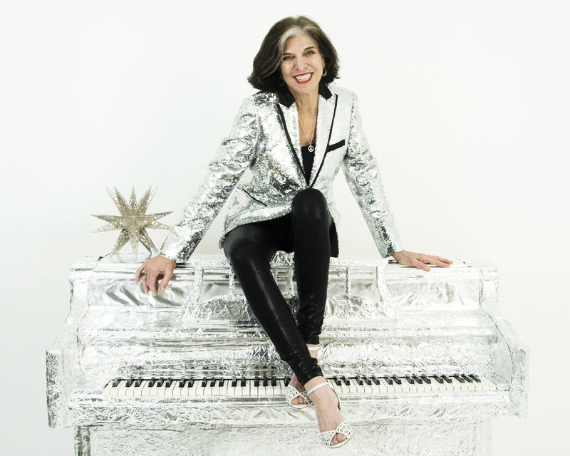 Marcia Ball, whose new album is 'Shine Bright'