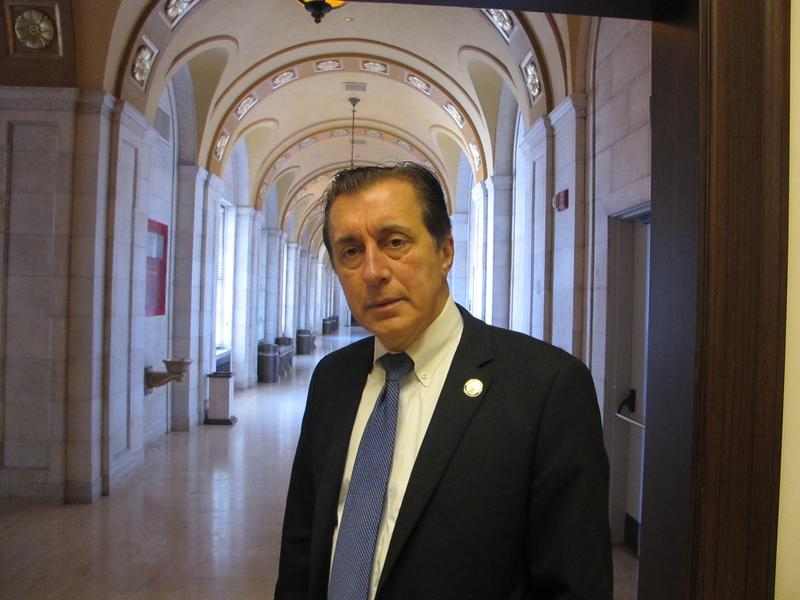Assemblyman John Burzichelli