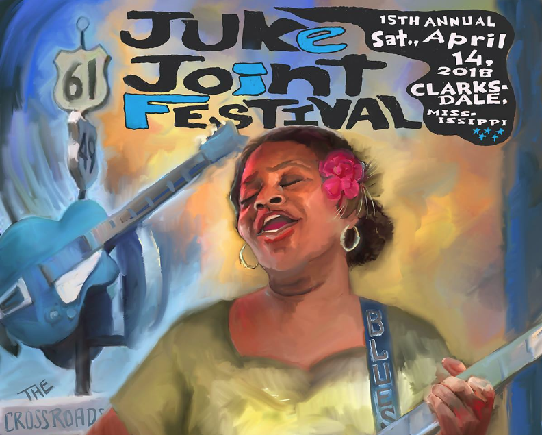 Courtesy of The Juke Joint Blues Festival