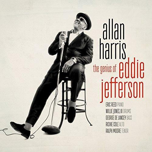 Cover of Allan Harris CD