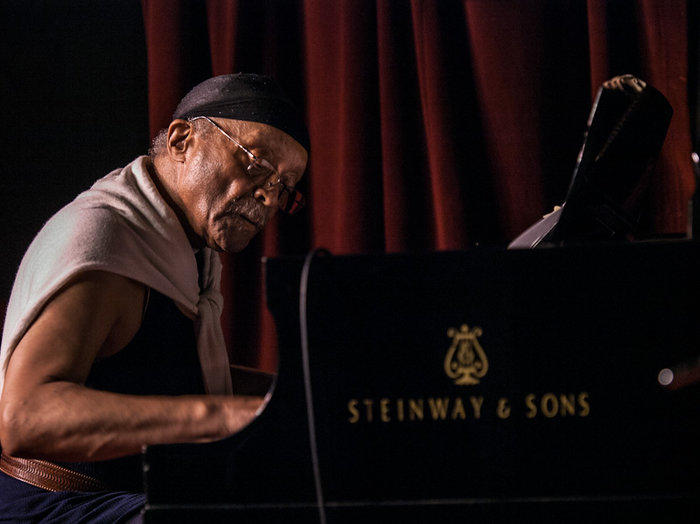 Cecil Taylor, who died on April 5 at 89