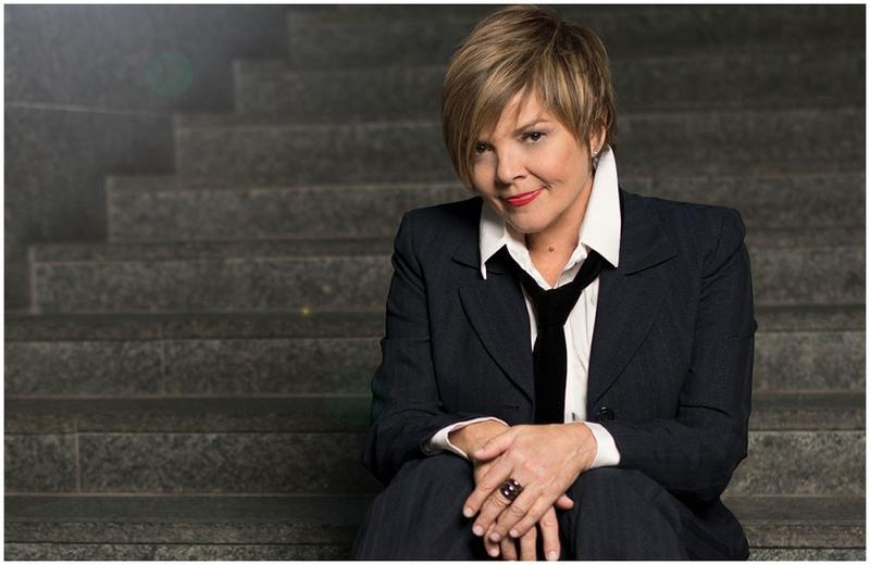 Karrin Allyson, whose forthcoming album is 'Some of That Sunshine'