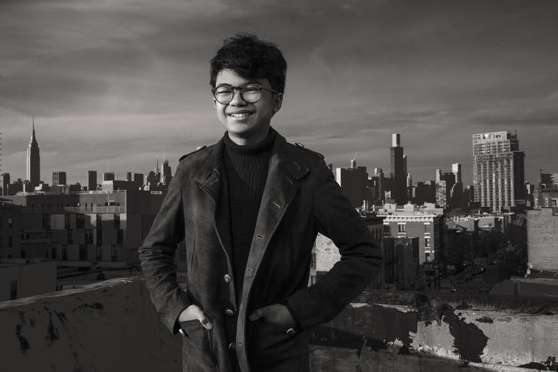 Pianist Joey Alexander, whose new album is 'Eclipse'