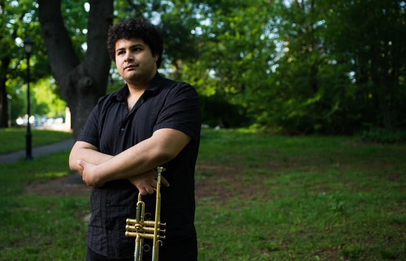 Adam O'Farrill, whose new album is 'El Maquech'