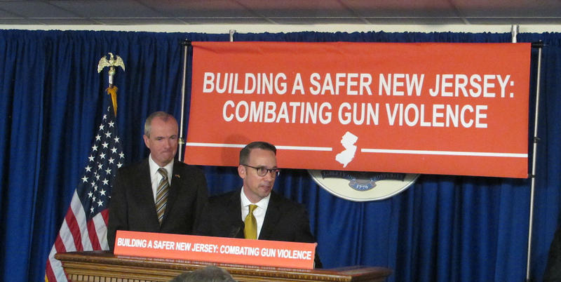 Bill Castner says NJ will lead the way in taking on the gun industry.