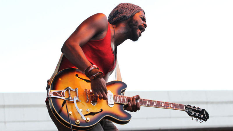 Gary Clark Jr., who plays the BRIC Celebrate Brooklyn! Festival on Aug. 9