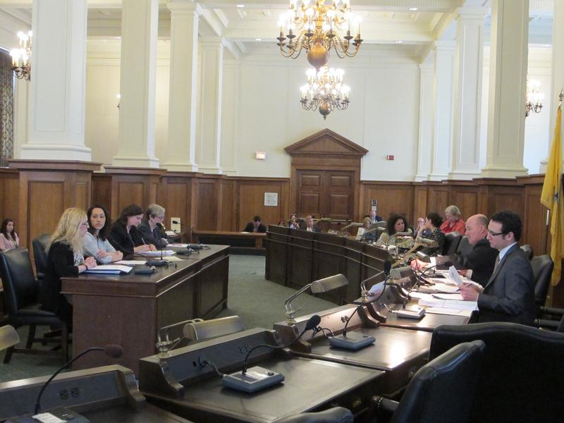 Senate Labor Committee holds hearing on the expansion plan.