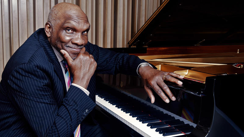 Pianist Harold Mabern, a stalwart accompanist stepping into the spotlight