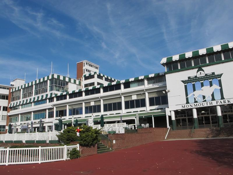 Monmouth Park racetrack ready to take sports wagers as soon as possible.
