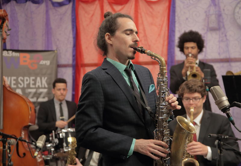 Eyal Vilner will lead his big band on Saturday in Intrepid: Battle of the Big Bands 2018