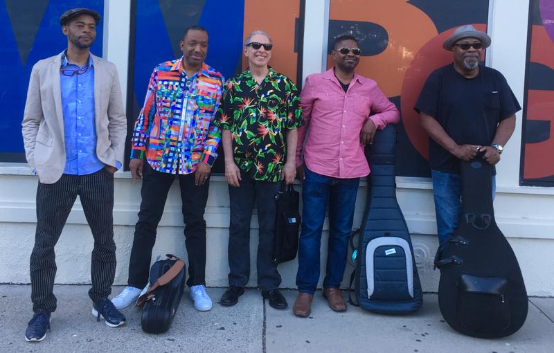 Grant Green Jr. Band at WBGO