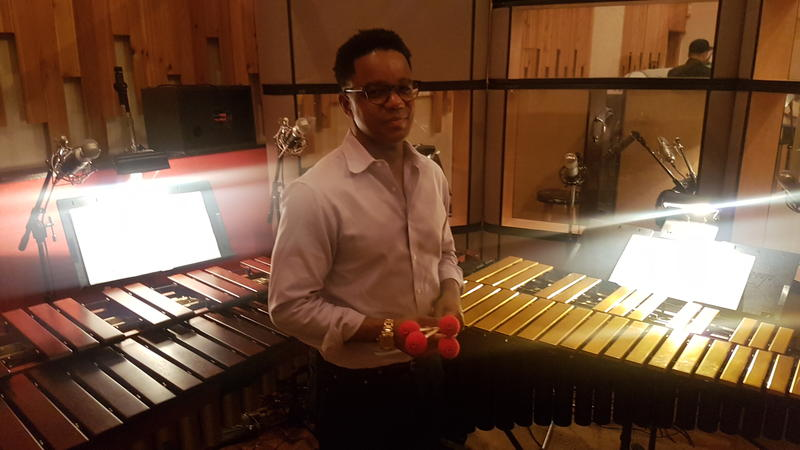 Stefon Harris at Systems Two Recording