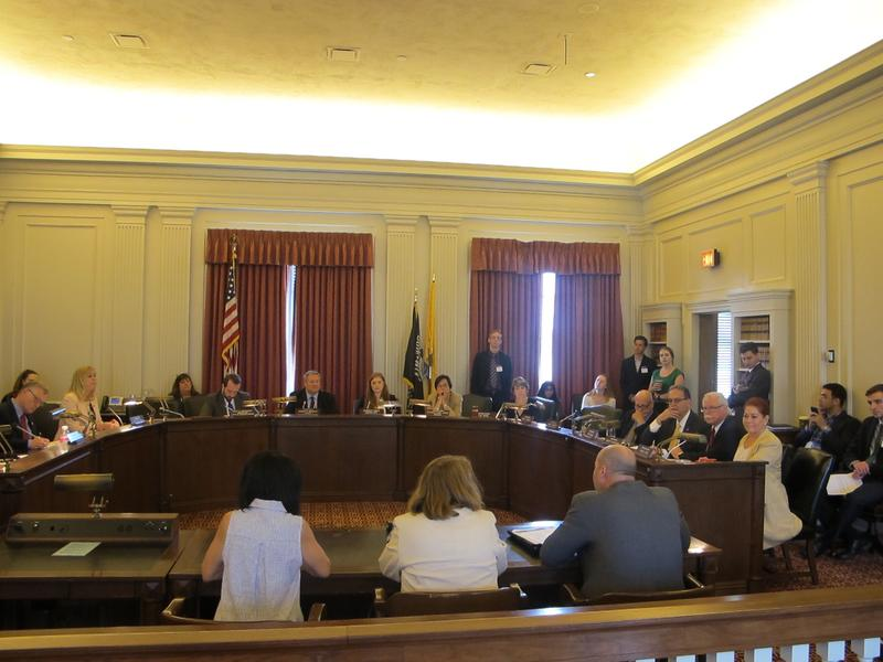 Assembly Transportation Committee holds hearing on the bill