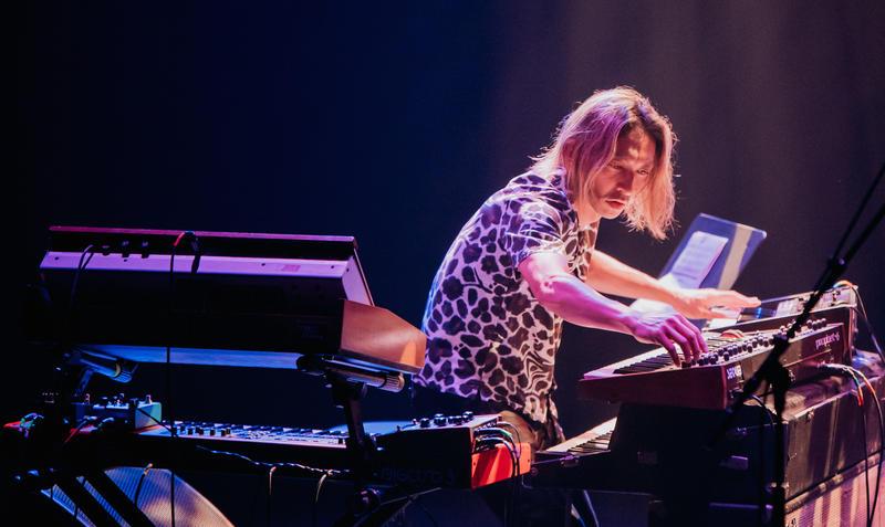 BIGYUKI performing at Gesù at the Montreal International Jazz Festival