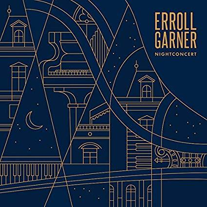 Erroll Garner CD cover