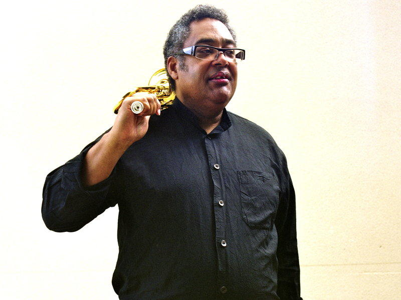 Jon Faddis, who will perform on 'Dizzy! Celebrating Dizzy Gillespie' as a part of Jazz in July