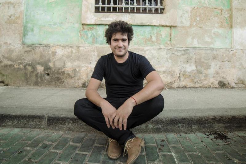 Harold Lopez-Nussa, whose new album is 'Un Dia Cualquiera'
