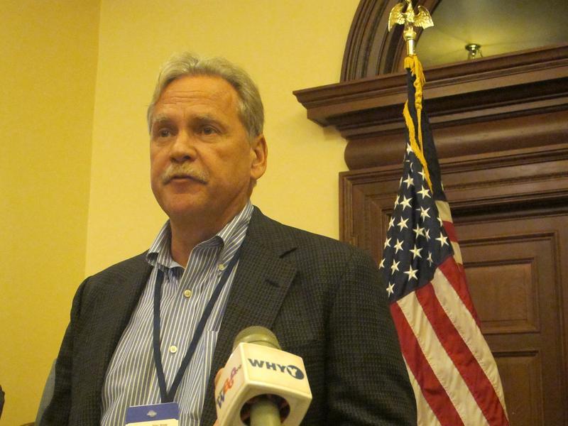 New Jersey Sierra Club director Jeff Tittel