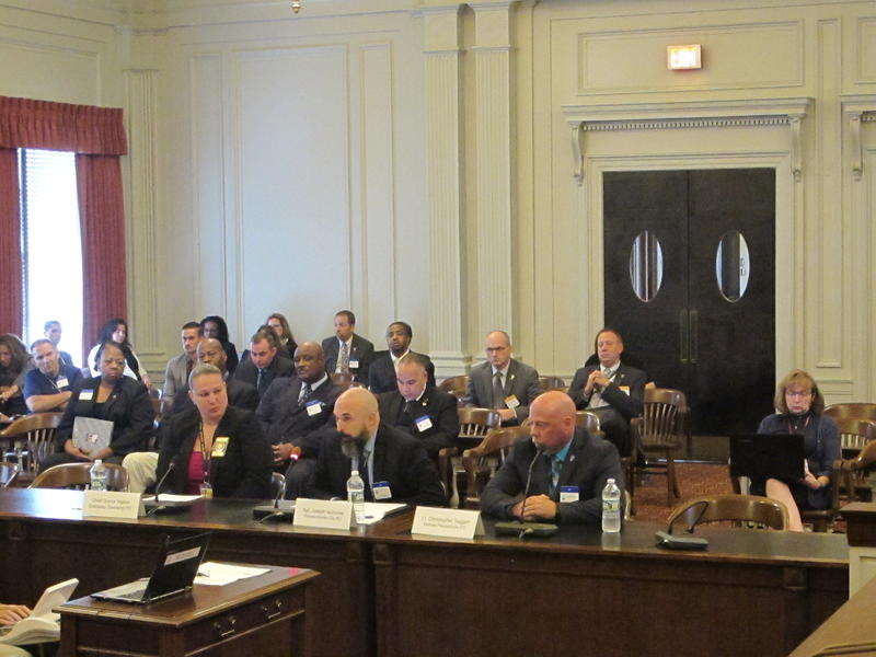 Officials testify at State Commission of Investigation hearing