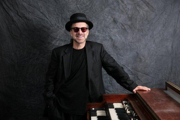 Radam Schwartz, whose new album is 'Two Sides of the Organ Combo'