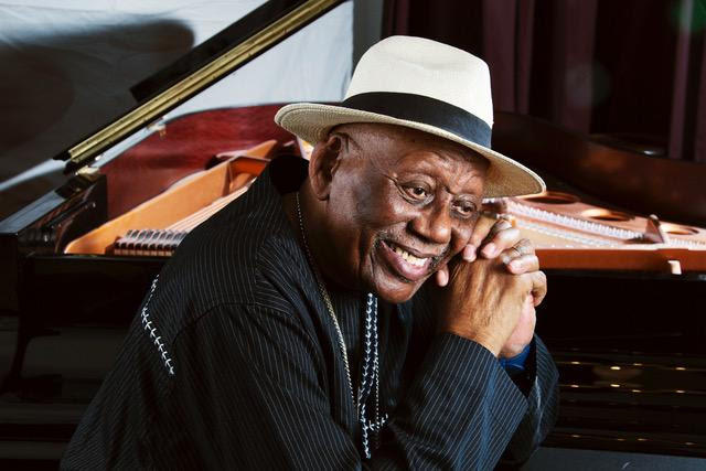 Pianist and composer Randy Weston, who died on Saturday at 92
