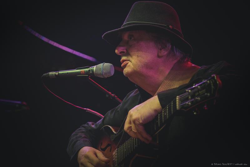 Philip Catherine Performing at Jazz Middelheim in Antwerp, Belgium