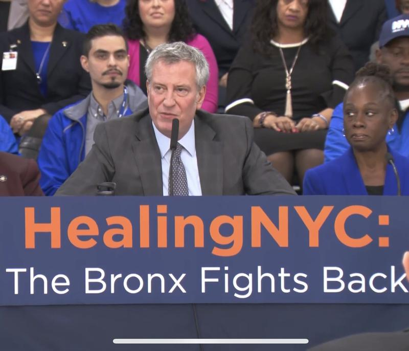 'Bronx Action Plan' Set In Motion To Battle Overdose Deaths
