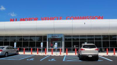 NJ Motor Vehicle Commission office