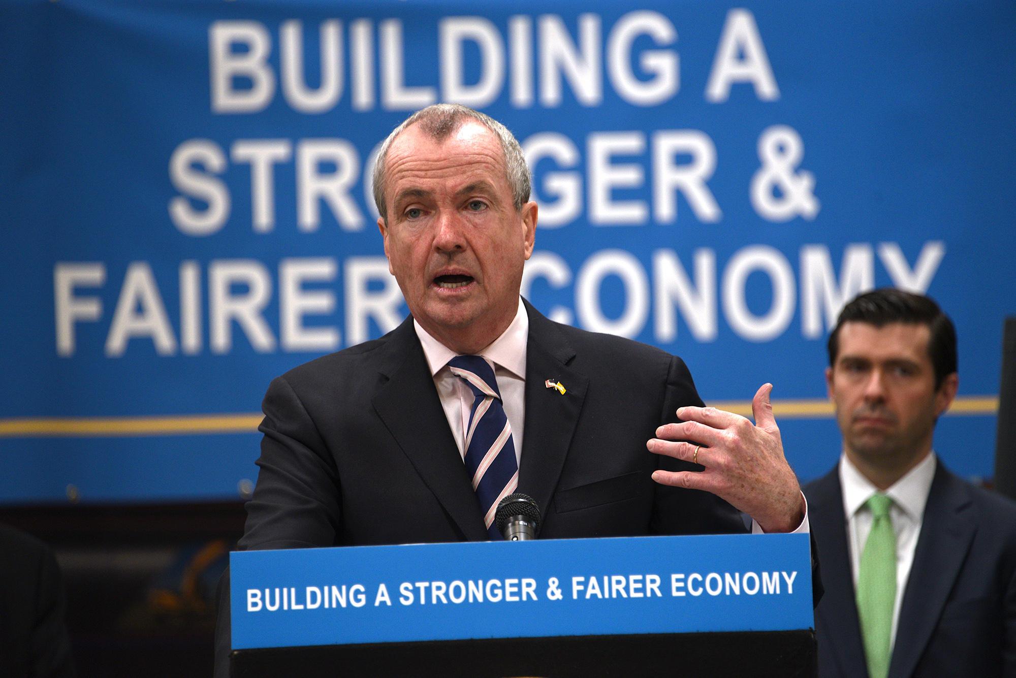 NJ Senate to vote on workaround of federal tax overhaul