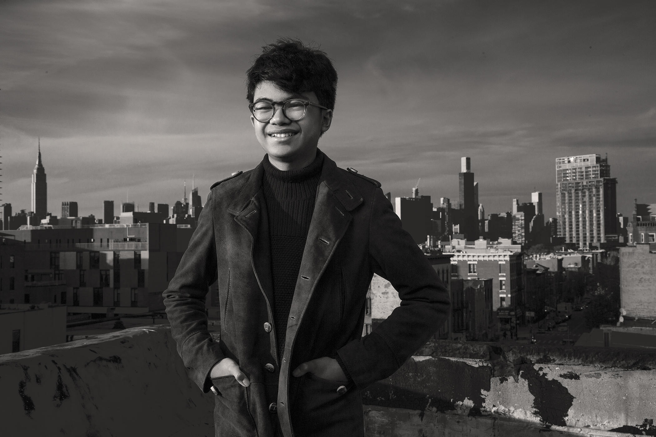 joey alexander monk album download