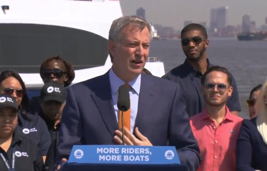 NYC will open safe injection sites: Mayor