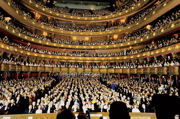 Metropolitan Opera Northeast Indiana Public Radio