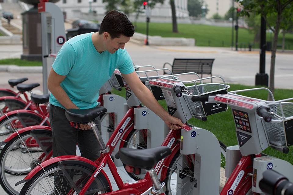 Boards And Bikes Fort Wayne Downtown Bike Share Could Come