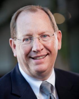 Indiana Hospital Association President Doug Leonard.