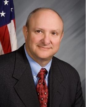Indiana State Senator Luke Kenley.