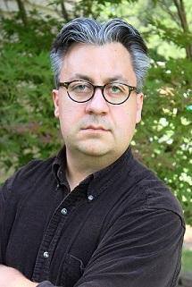 "Fort Wayne Journal Gazette reporter and ""Brood X"" author, Dan Stockman."