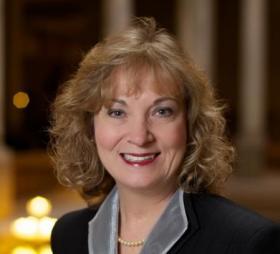 Indiana Superintendent for Public Instruction Glenda Ritz.