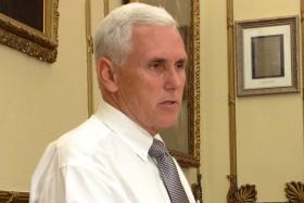Gov. Mike Pence says Indiana needs to rethink its energy strategy as the state's economy evolves.
