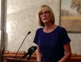 Indiana State Auditor Suzanne Crouch announced the state closed out the 2014 fiscal year with a more than $100 million surplus.